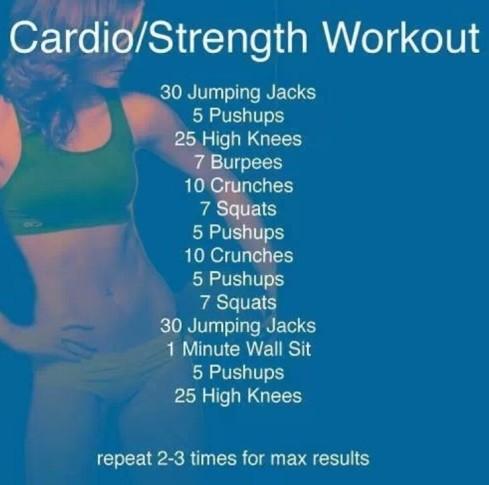 cardio-strength